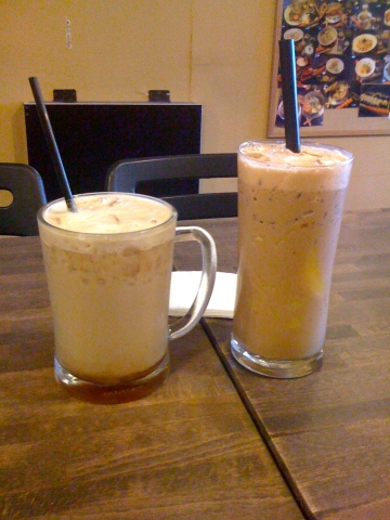 Half & Half Cafe (Milk Teas)